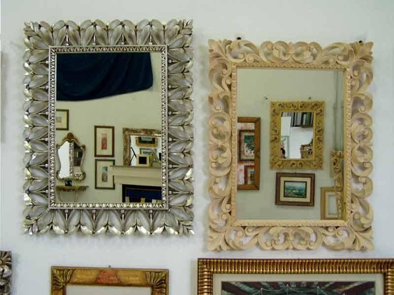 Cornici per specchi for Vendita cornici per quadri